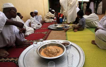 عکس سفره افطاری عکس زیبا عکس جالب سفره افطاری