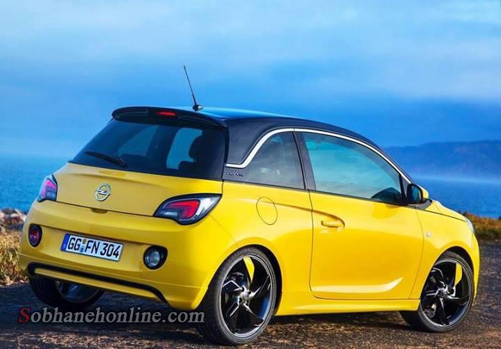 مشخصات Opel Adam قیمت اپل آدام قیمت Opel Adam خودرو شرکت اپل Opel Adam