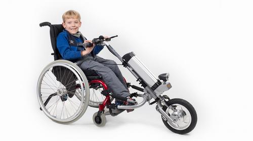 دوچرخهای برای معلولان+تصاویر