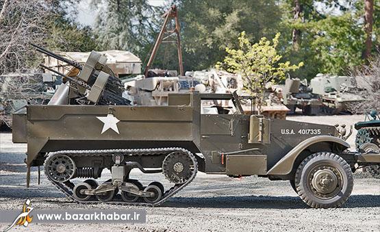 قیمت موشک قیمت تانک Jumbo Sherman