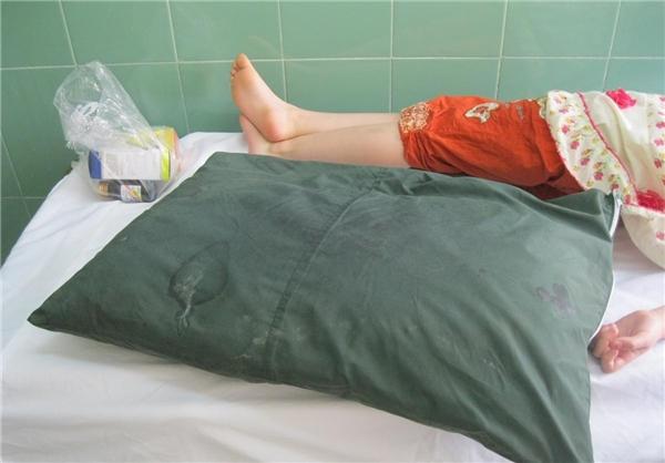 وضعیت اسفبار در بیمارستان ملکان+تصاویر