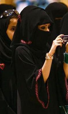 زنان سعودی در رویای دامادهای غیرسعودی