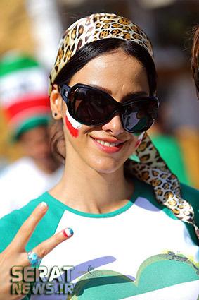 یاهو زنان ایرانی را صرفا بیحجاب میبیند! +تصاویر