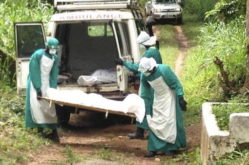 ویروس ابولا از کنترل خارج شد+عکس