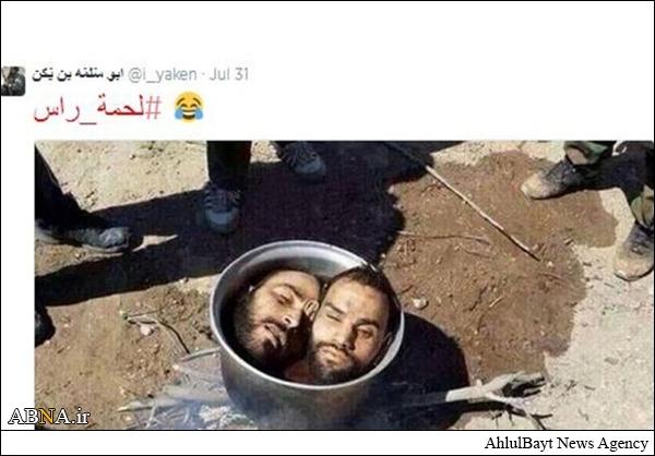 جلاد ورزشکار داعش + تصاویر
