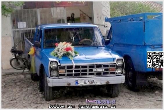 تصاویر/ ماشین عروسهای دیدنی
