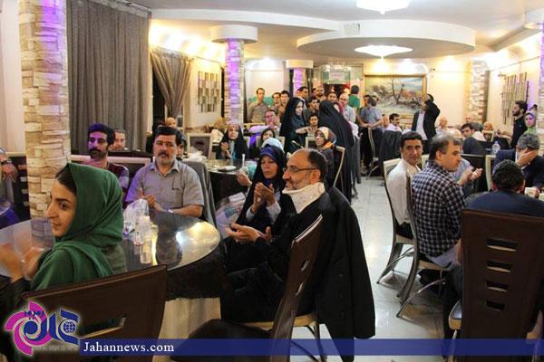 شام مشترک فائزه هاشمی و فتنهگران در دانشگاه امیرکبیر +تصاویر