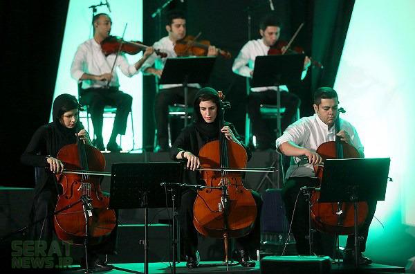 عکس/ نوازندگان زن کنسرت شجریان