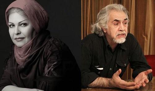 طلاق های پر سر و صدا در سینمای ایران +تصاویر