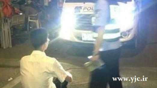رانندگان متخلف شکنجه میشوند! +عکس