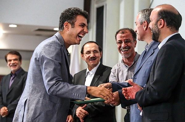 عکس/خنده فردوسیپور مقابل کفاشیان