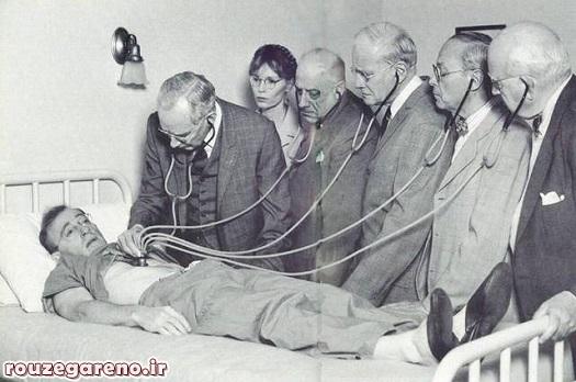 عکس/ وقتی که پزشک چندتا باشد!