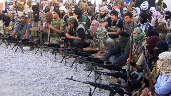 جنگ روانی داعش درعراق +تصاویر