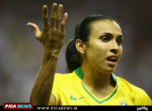 عکس/ گرانترین فوتبالیست زن تاریخ!
