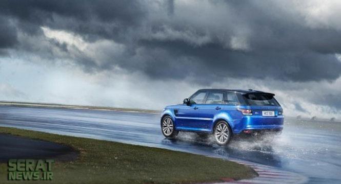 قیمت لندروور قیمت رنجروور فروش لندروور فروش رنجروور Range Rover Sport SVR
