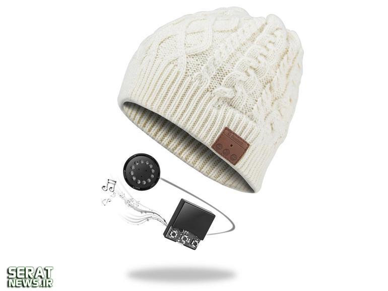 تولید کلاه های پشمی هوشمند + تصاویر