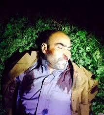 تصویر منتشر شده از جسد البغدادی