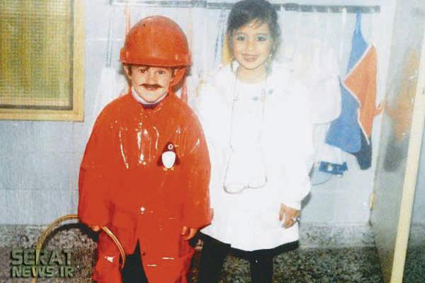 عکس/ اولین شغل مسی در کودکی