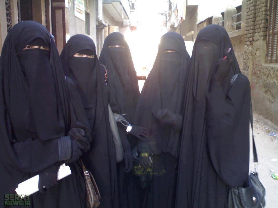 عکس/ حجاب مطلوب داعش