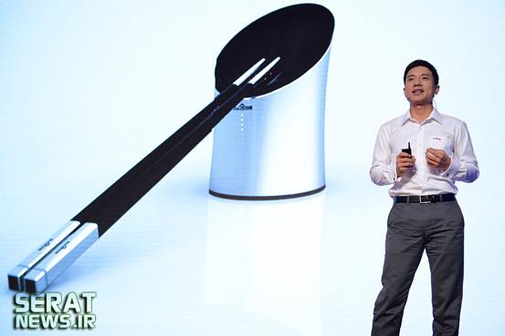 چوب غذاخوری هوشمند چینی+ تصاویر