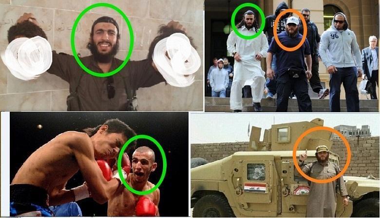 بوکسورهای استرالیایی به داعش پیوستند + عکس
