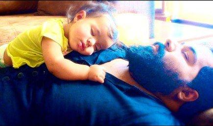 عکس+عاشقانه+پدر+و+دختر