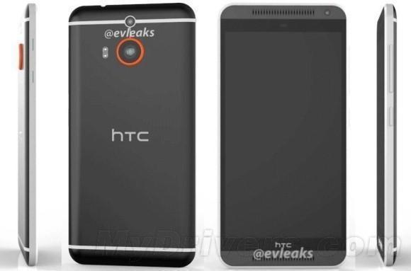 گوشی جدید HTC لو رفت+عکس