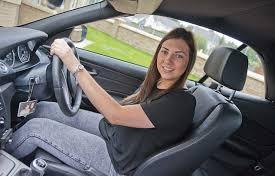 زنی که با رانندگی به سرطانش پی برد +عکس