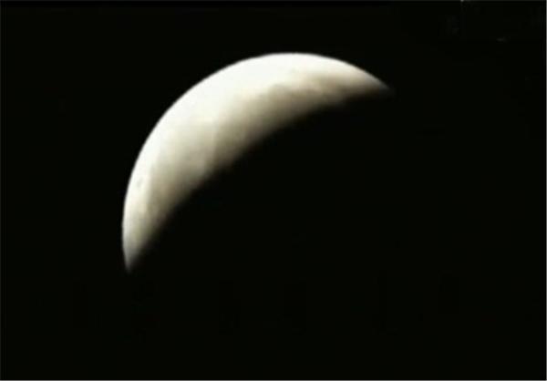 روزی که ماه رنگ خون گرفت +تصاویر