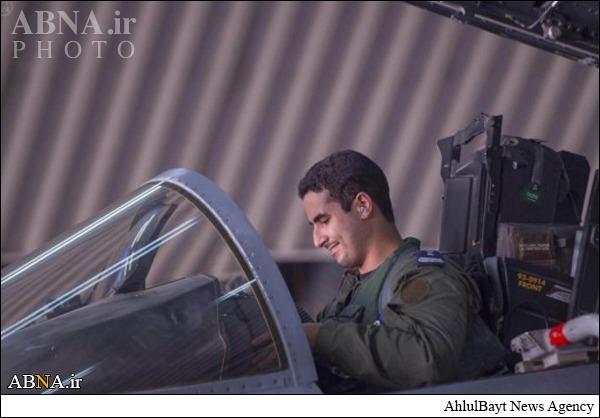 حضور پسر ولیعهد عربستان در حمله به داعش!+عکس