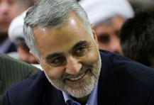 درخواست عراق از سردار سلیمانی