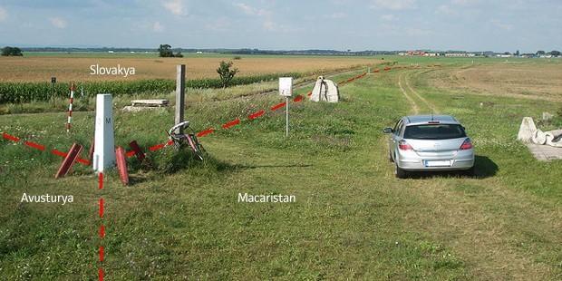 عکس/ منطقه مرزی سه کشور اروپایی
