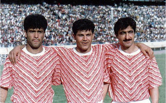 عکس/ عجیبترین پیراهن تاریخ پرسپولیس
