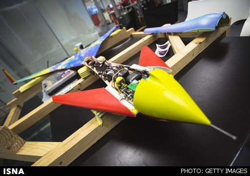 پرتاب  نخستین  موشک چاپی  جهان !+ عکس