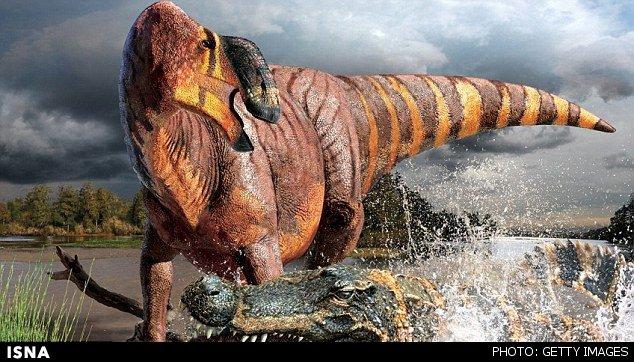 کشف «شاه بینی» دایناسورها! +عکس