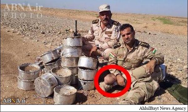 روش جدید بمب گذاری داعش