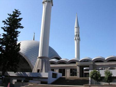 نما مسجد مسجد زیبا طراحی مسجد مدرن Zeynep Fadillioglu
