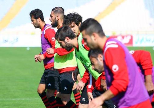 تصاویر/ تمرین امروز تیم ملی فوتبال ایران