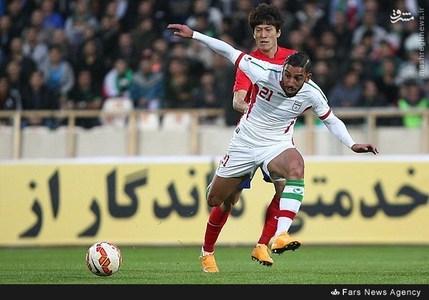 تصاویر/ دیدار تیمهای ایران و کره جنوبی