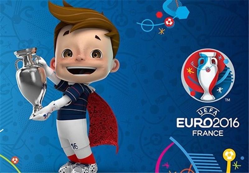 نماد یورو ۲۰۱۶ رونمایی شد+ عکس