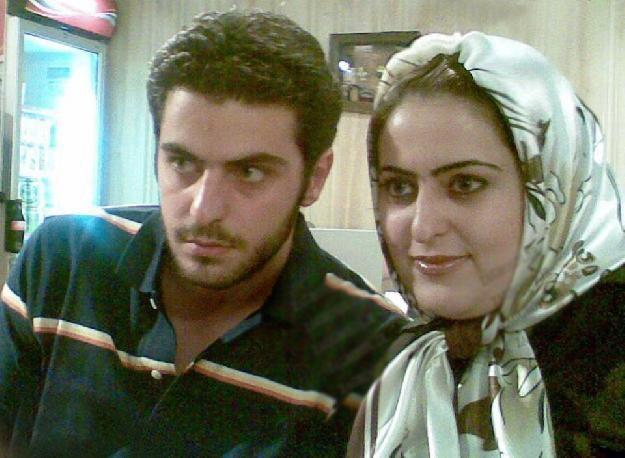 عکس/ علی ضیا و خواهرش
