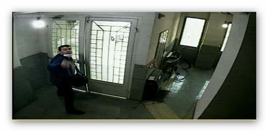 پلیس: سارق منزل را شناسایی کنید +تصاویر