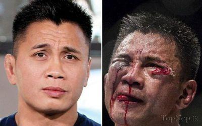 تصاویر/ورزشکاران UFCقبل وبعدازمسابقه