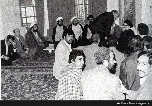 عکس/ شریفی نیا درمحفل آیتالله طالقانی