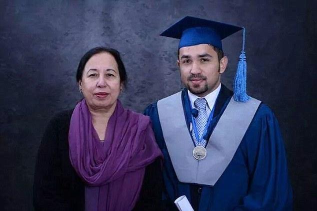 عکس/ معلم پاکستانی که سوزانده شد
