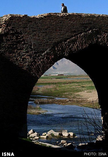 پل تاریخی صفوی کجاست؟ +عکس