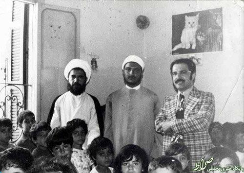 زندگی روایتنشده شهید مفتح +تصاویر