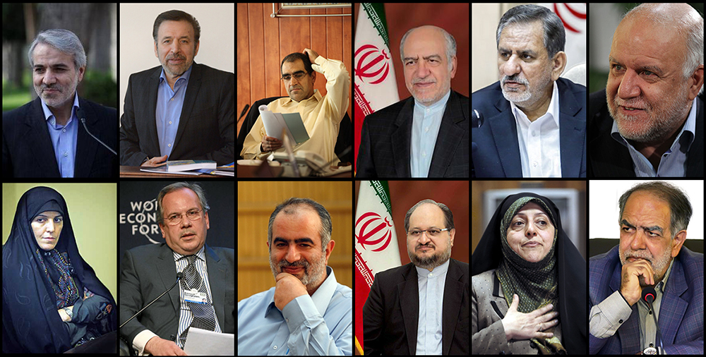 لحن یاران روحانی مقابل منتقدان +جدول