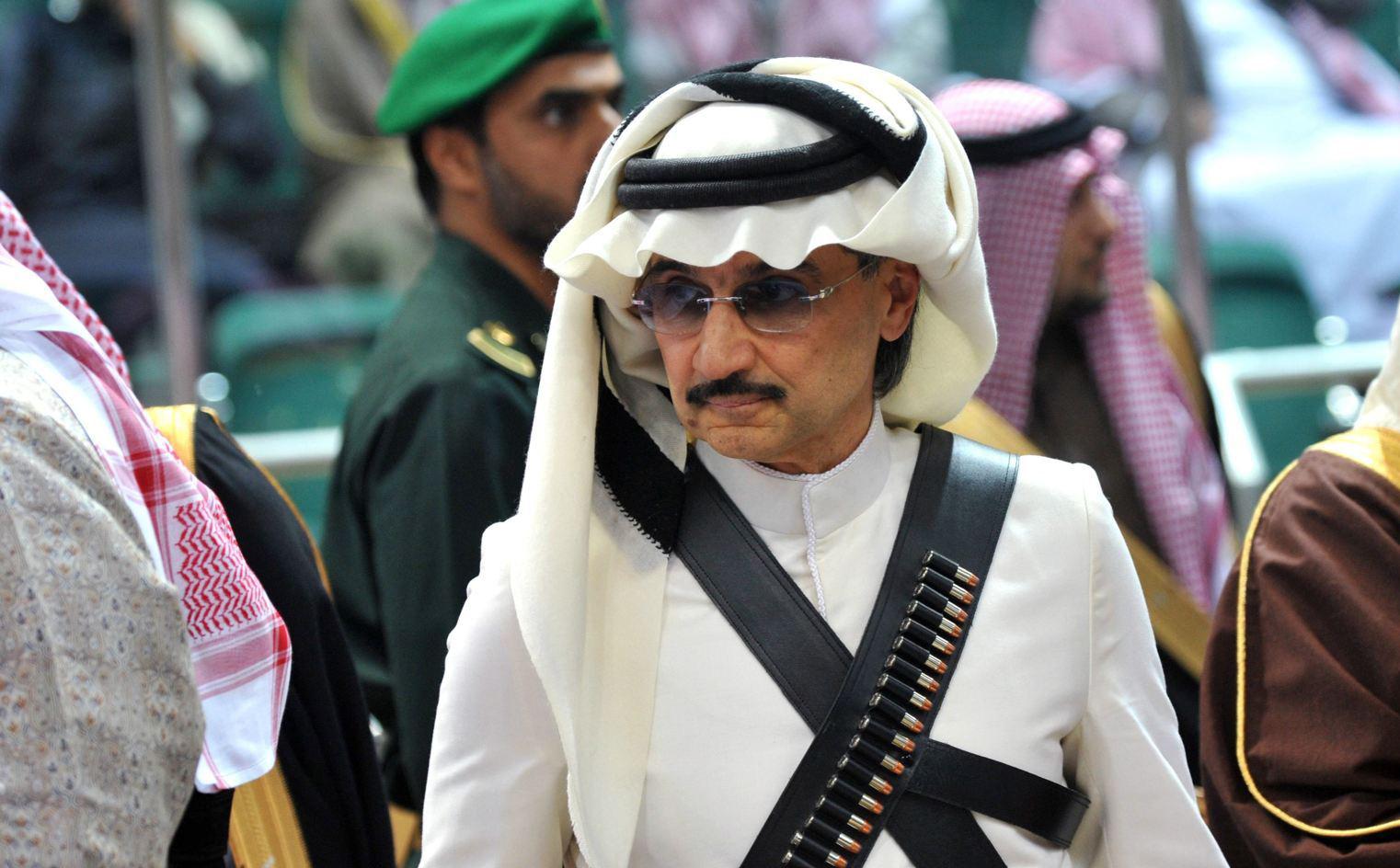 عکس/ شاهزاده ثروتمند عرب