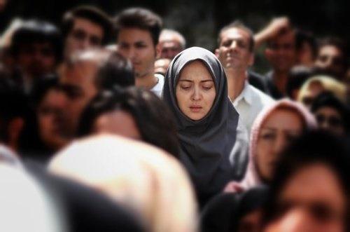تصویر متفاوت نیکی کریمی در فیلم سینمایی